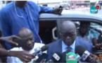 """Me El H Diouf, avocat de Boughazelli: """"L'enquête n'a même pas démarré, on attend ..."""""""