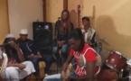 COUMBA GAWLO en répétition pour le Terrou Waar Tour, en prélude au gala du 30 novembre (VIDEO)