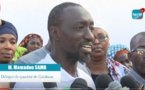 """VIDEO - Mamadou Samb, Délégué de quartier de Colobane: """" Le PR Macky Sall vient de satisfaire une doléance vieille de 20 ans"""""""