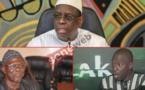 "VIDEO - Questions brûlantes de Macky II : Le nouveau ""style"" de Tounkara"