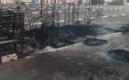(PHOTOS) - Dakar: Le seul centre d'examen de permis vandalisé et incendié