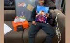 Lionel Messi surprend le jeune camerounais Moukoko avec un cadeau d'anniversaire. Ce dernier réagit !