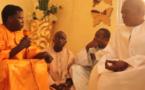 "VIDEO -Ndindy: Iran Ndao à Serigne Abdoul Karim: ""yague nala dègue, wayé bimala guissé..."""