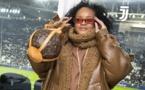 LDC – Juventus / Athletico: Rihanna était à Turin pour encourager son ami Cristiano Ronaldo (Photos)