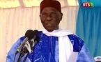 Présidentielle 2012 / Second tour - Temps d'antenne d'Abdoulaye Wade du dimanche 18 mars 2012
