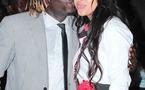 Photo : Le bisou de Amady Badiane au mannequin Sokhna Aidara !