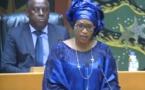 """VIDEO / Assemblée nationale - Zahra Iyane THIAM: """"Les financements ne sont ni pour la majorité ni pour l'opposition..."""""""