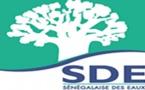 SDE : la grève de l'eau se poursuit