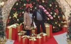 Admirez les vacances du DG de la Radio AL FAYDA  et sa femme