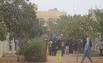 Le mur du Lycée des Parcelles Assainies s'effondre sur des enfants