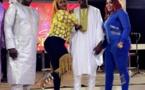 PHOTOS - Guigui et Oumou Sow enflamment le plateau de Salam Diallo