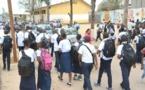 Grève des potaches à Sédhiou: Le système entièrement paralysé
