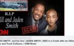 Will Smith et son fils morts dans un accident de voiture? Ce qui se cache derrière cette rumeur qui affole la toile
