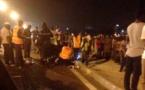 Pikine: Un automobiliste fuit des agresseurs et heurte 11 personnes
