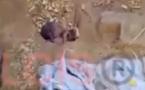 Vidéo choquante: Au lieu de sauver le bébé abandonné, ils le filment