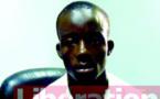 Prison du Camp pénal de Liberté 6: Boy Djinné observe une grève de la faim illimitée