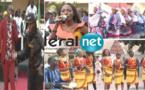 Pape DIOUF, Dieyla, danses traditionnelles....La grande ambiance à l'ouverture du FIDAK 2019 - LERAL