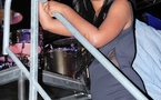 Nafi Guèye, la miss Sénégal-France 2001 et Miss Afrique 2002 se reconvertit dans l'audiovisuel