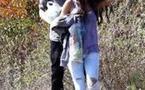 Selena Gomez et Justin bieber se sont retrouvés le temps d'un pique-nique romantique à Los Angeles le 4 avril 2012
