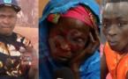 """VIDEO- Meurtrie, la mère de Fodé craque : """"xawma lumay wax Siteu"""""""