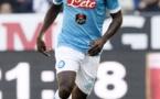 La blessure improbable de Koulibaly lors de la défaite napolitaine