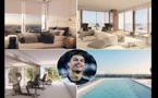 Portugal: Cristiano Ronaldo achète l'appartement le plus cher jamais vendu à Lisbonne (photos)