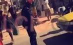 Vidéo: Le policier roule en sens interdit, entre en collision avec un taximan et... le verbalise !