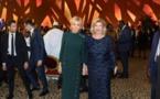 Côte d'Ivoire: Les pas de danse de Brigitte Macron sur un son de Magic System remuent la toile