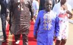 Les enfants du président Macky Sall sur tapis rouge en marche vers le Palais!