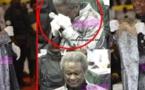 VIDEO - Serigne Modou Kara Mbacké tombe en transes au Stadium Marius Ndiaye