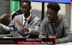Innovation: Deux lycéens sénégalais inventent une canne intelligente pour les personnes non-voyantes…