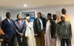Etats Unis : Première visite officielle de Amadou François GAYE, Directeur des Sénégalais de l'Extérieur