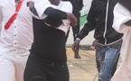 Quand Ndèye Guèye se déshabille....