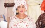 Ministère de l'Intérieur: Sokhna Aïda Diallo reçue par Aly Ngouille Ndiaye