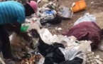 Vidéo: Venu déposer des ordures après le Cleaning Day, les populations l'obligent à tout ramasser