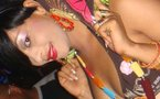 Adja Ndoye une top-model pas modèle