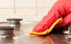Astuces efficaces pour nettoyer votre gazinière en inox