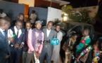 Exclusivité: Les images de la rencontre PDS  - Nio Lank chez Me Abdoulaye Wade à Mermoz