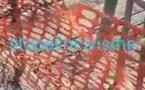 Vidéo/Alerte: Les rampes du pont de Colobane menacent de s'effondrer