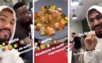 VIDEO - Quand Gana Guèye fait manger du «mafé» à ses coéquipiers du PSG