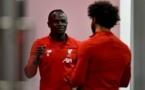 PHOTOS - De retour à Liverpool, Sadio Mané accueilli par Salah