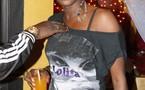 Ndeye Gueye et son jus d'orange en new look !!!
