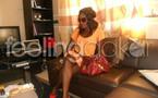 La jet setteuse Mamilajolie Diagne pose dans son salon à Paris: Elles nous réserve des surprises !!!