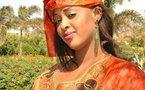 Awa Fall la jet setteuse sénégalaise qui vit à Paris en feeling boubou traditionnel !!!