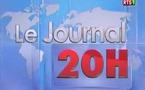 Journal RTS 20H du lundi 07 Mai 2012