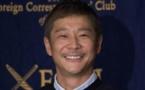 Un milliardaire japonais à la recherche d'une petite amie pour aller dans l'espace