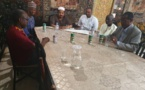 PHOTOS - Cheikh Niasse chez Amed Khalifa Niasse: Les relations se consolident