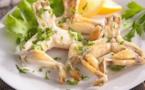 Cuisses de grenouilles: Très peu caloriques, les bienfaits sur la santé et dans un régime !