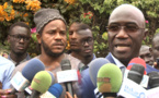 "Guy Marius Sagna déféré au Camp pénal - Thiat et son avocat lancent un message fort : ""Douniou bayi, on va tous aller ..."