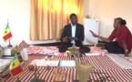 Vidéo -Talla Sylla: «Pourquoi j'ai remplacé le mobilier de mon bureau par des nattes»